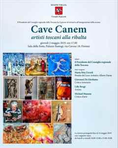 Cave Canem artisti toscani alla ribalta